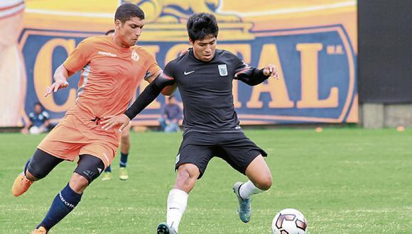 Willyan Mimbela llegó a Alianza Lima en el 2015, pero tuvo un paso irregular por sus frecuentes lesiones. (USI)