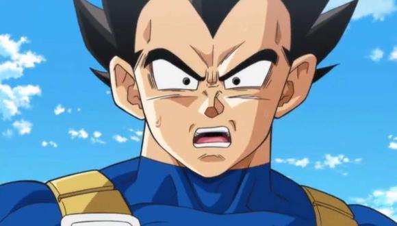 Dragon Ball Super: el nuevo poder de Vegeta no tiene sentido según la física (Foto: Toei Animation)