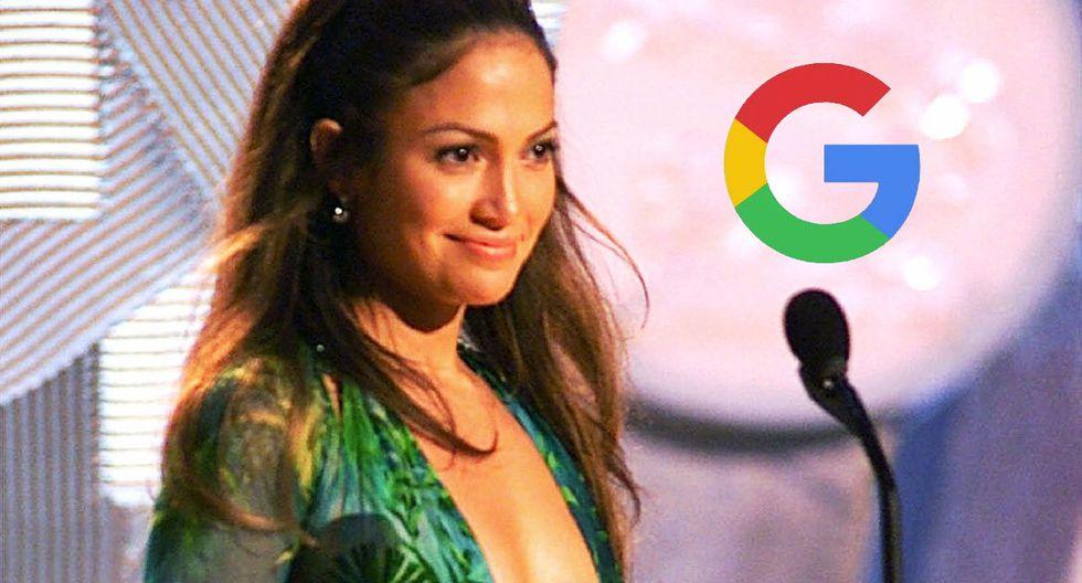 Jennifer López fue la artista que creó Google Images sin que ella lo supiera. (Foto: Getty Images)