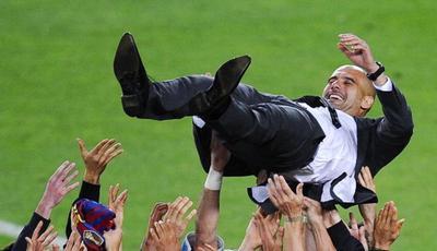Pep Guardiola- FC Barcelona (Getty Images)