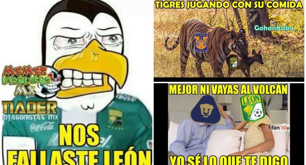 Round uno del duelo de 'Fieras': memes invaden las redes sociales tras triunfo con gol de Gignac en Nuevo León