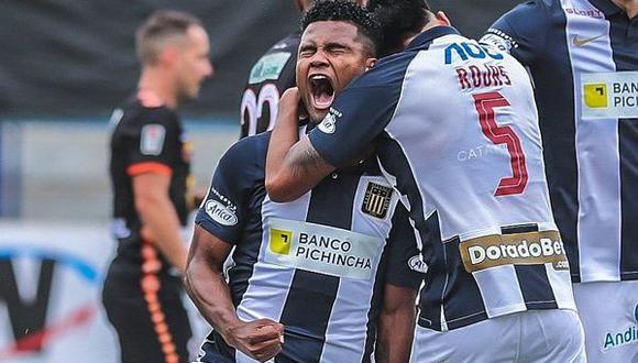 Aldair Rodríguez retornó al club de sus amores luego de jugar en América de Cali. (Foto: Alianza Lima)