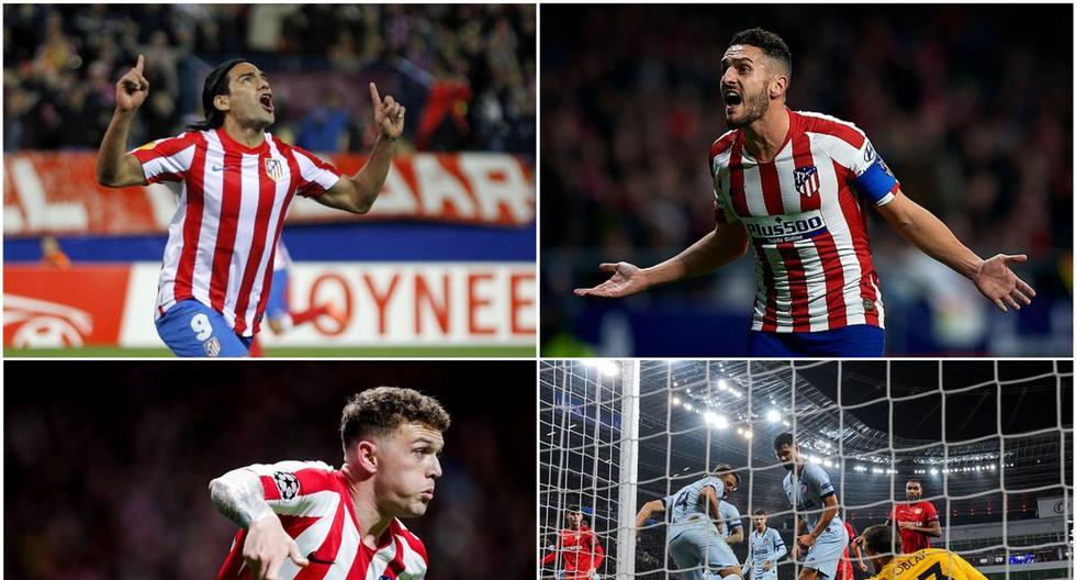 Con los de ayer y hoy: así formaría el Atlético de Madrid si no hubiese vendido a sus estrellas. (Getty)