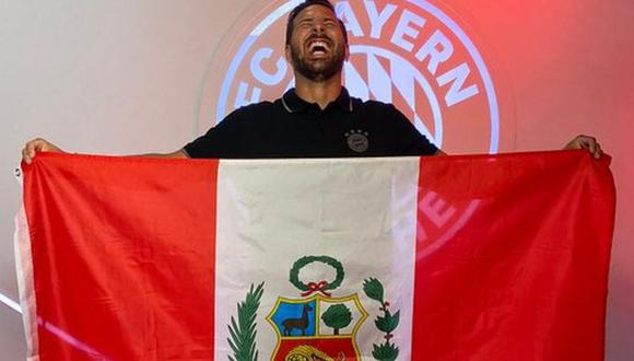 Bayern feliz con regreso de Pizarro. (Foto: FCB)