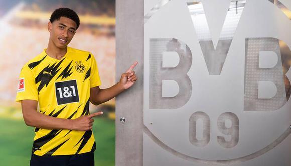 Borussia Dortmund anunció un nuevo fichaje. (Foto: BVB)