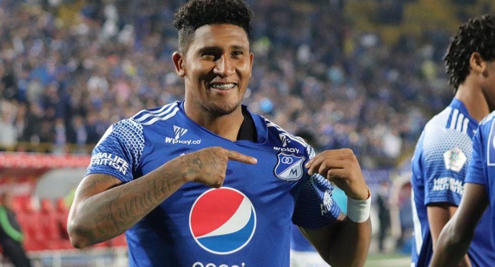Millonarios venció a Always Ready por la primera fase de Copa Sudamericana 2020. (Millonarios)