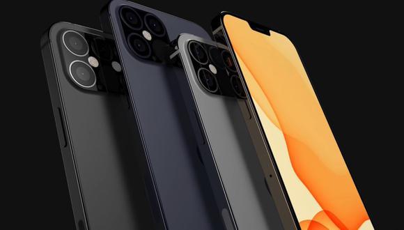 El iPhone 12 será el nuevo tope de gama alta de Apple. (Imagen: EverythingApplePro)
