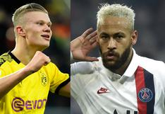 Dos mundos distintos: el Dortmund ataca el modelo de fichajes del PSG