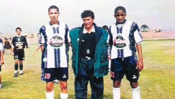 Julio García dirigió en menores a Jefferson Farfán y Paolo Guerrero. (Foto: Difusión)