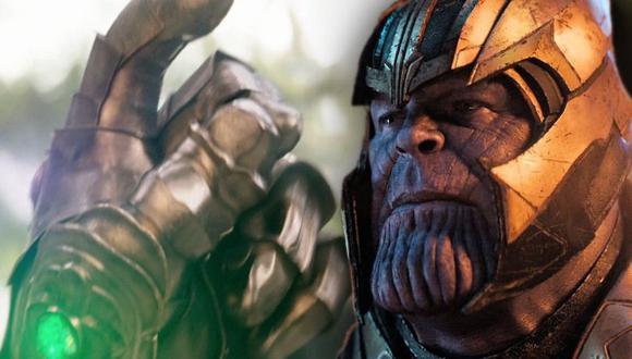 Thanos es el principal responsable del fallo (Marvel)