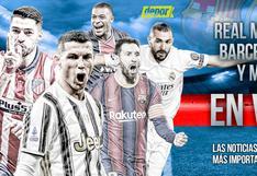 Real Madrid, Barcelona y más EN VIVO: las noticias de fútbol más importantes al 21 de abril