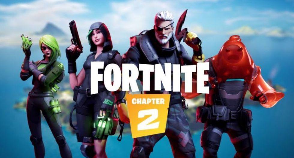 Novedades en todos los modos de juego de Fortnite (EPIC)