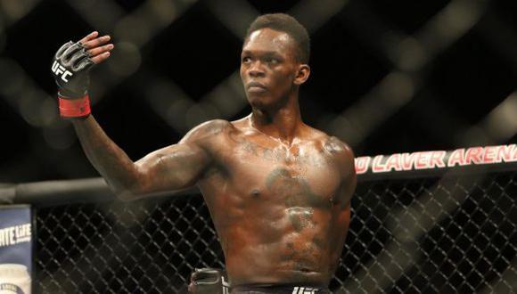 """Israel Adesanya, campeón de UFC, no descarta ir a  WWE: """"Definitivamente hay una posibilidad"""", (UFC)"""