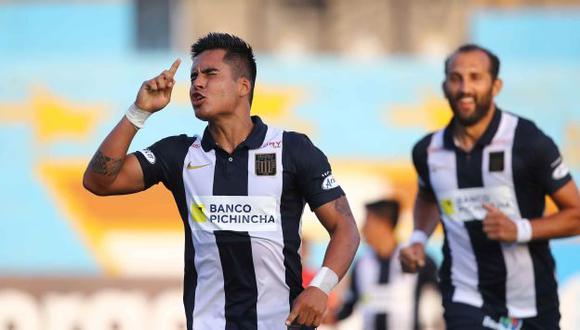 Ricardo Lagos espera una recuperación de Alianza Lima (Foto: Liga 1)