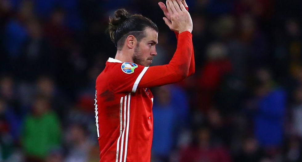 Hasta antes del partido de hoy con Gales, Gareth Bale sumó 28 días lesionado con el Real Madrid. (Foto: AFP)