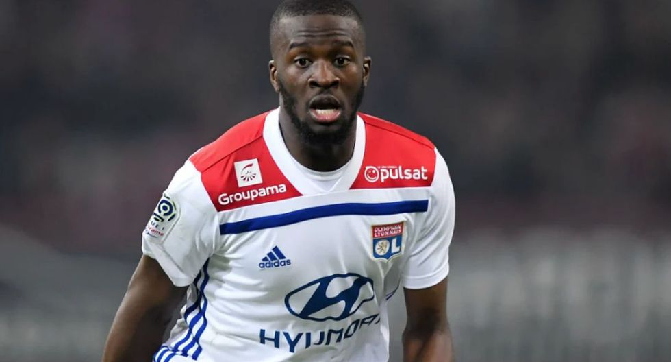 Tanguy NDombele. (Getty Images)