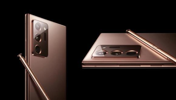Samsung Galaxy Note 20 Ultra: el precio final se habría filtrado antes de tiempo. (Foto: captura)