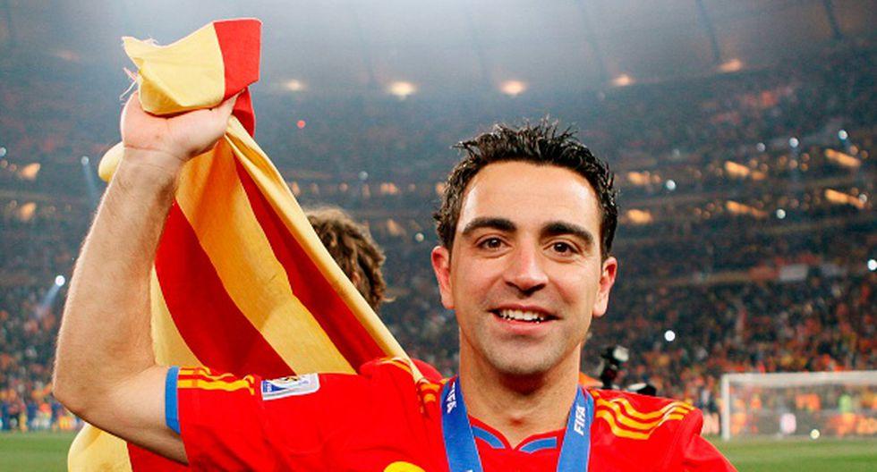 Xavi Hernández es entrenador del Al-Saad de Qatar. (Getty)