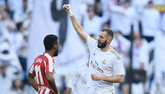 Real Madrid y Atlético de Madrid juegan el domingo en el Wanda Metropolitano. (Foto: Agencias)