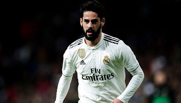 Isco no era titular con el Madrid desde la goleada en el Camp Nou. (Getty)