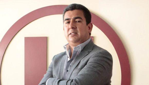 Carlos Moreno será administrador de Universitario de Deportes hasta el 10 de agosto.