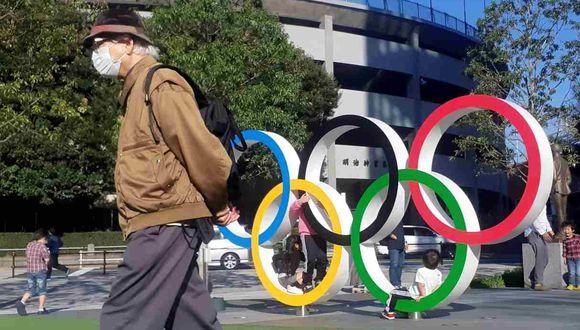 Las razones del COI para mantenerse firme ante el desarrollo de los Juegos Olímpicos Tokio 2020. (Foto: EFE)