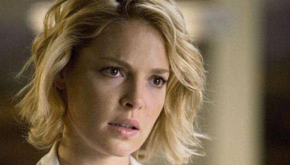 """""""Yo nunca diría nunca, pero no es probable"""", dijo Katherine Heigl, quien interpretó a Izzie """"Grey's Anatomy"""" (Foto: ABC)"""