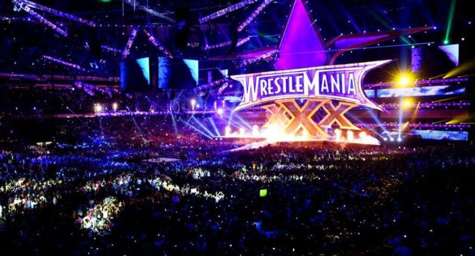 ESPN emitirá ediciones pasadas de WrestleMania para deleite de los fanáticos de WWE. (WWE)