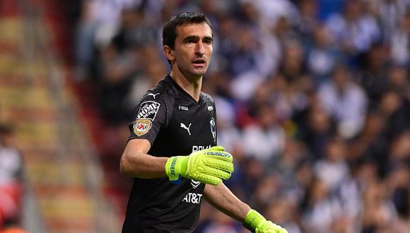 Marcelo Barovero logró el ascenso a la segunda división del fútbol español con el Burgos (Getty Images)