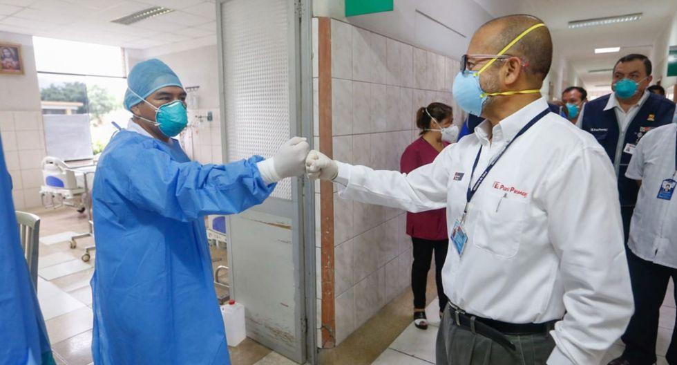 Últimas noticias y minuto a minuto del coronavirus en el Perú al 1 de abril. (Foto: GEC)