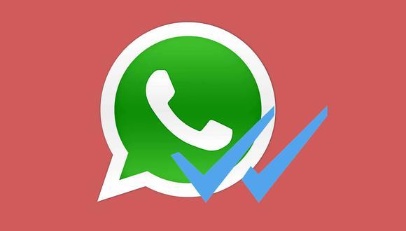 ¿Quieres saber si alguien ignoró tus mensajes de WhatsApp así desactive el doble check azul? Esta nota es ideal para ti. (Foto: WhastApp)