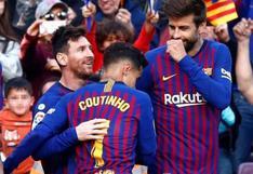 Serán nueve ganadores: Messi, Piqué y Coutinho firmaron camisetas que Scotiabank sorteará en mayo
