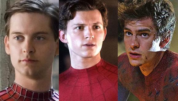 Spider-Man 3: Tobey Maguire, Garfield y Tom Holland juntos en nuevo video de Sony. (Foto: Marvel/Sony)