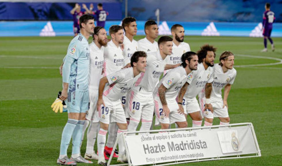 Los jugadores del Real Madrid cuya continuidad para el 2021 no esta asegurada. (AP)