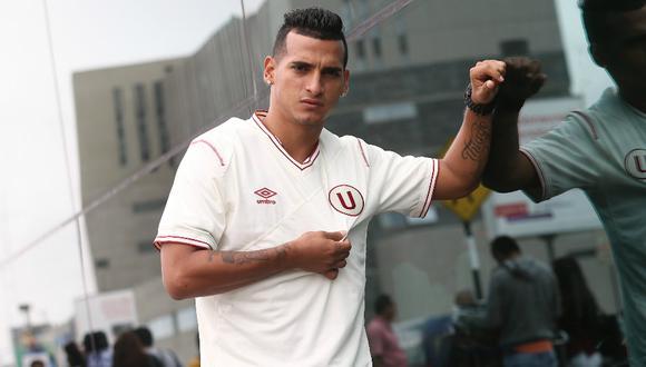 Miguel Trauco jugó en Universitario de Deportes en la temporada 2016. (Foto: GEC)