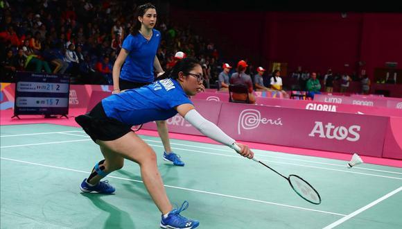 Daniela Macías y Danica Nishimura competirán en el Jamaica International para seguir sumando puntos de cara a Tokio 2020. (Daniel Apuy/GEC)