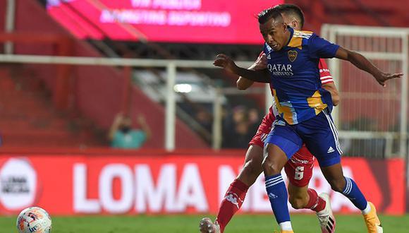 Boca perdió 1-0 ante Unión por la fecha 9 de la Copa de la Liga Profesional. (Getty)