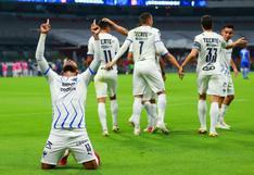 Con doblete de Funes Mori: Monterrey venció 4-1 a Cruz Azul y es finalista de la Concachampions