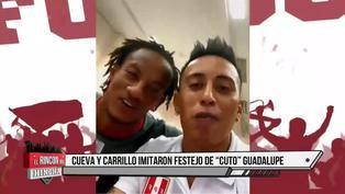 """""""La fe es lo más lindo de la vida"""": Cueva y Carrillo recuerdan famoso festejo del """"Cuto"""""""