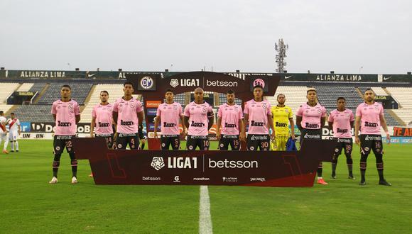 Sport Boys se ubica en la sexta posición del Grupo B de la Liga 1. (Foto: Liga de Fútbol Profesional)