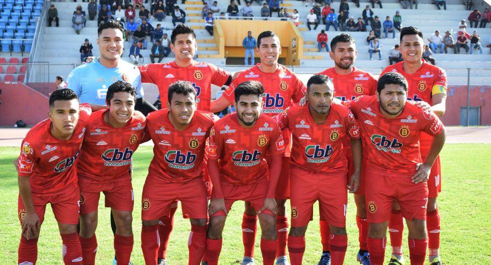Copa Perú | Coronel Bolognesi - Tacna (Foto: Facebook)