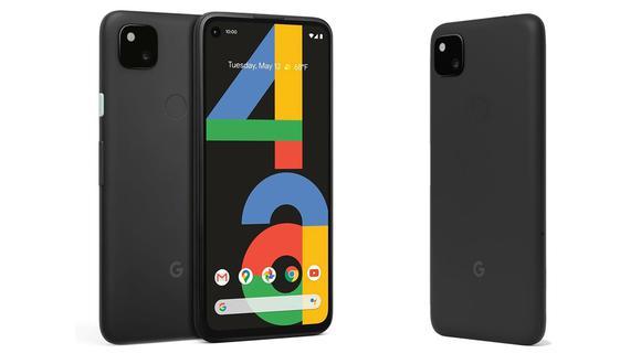 Google ha lanzado por fin su nuevo smartphone de gama media, el Google Pixel 4A. (Foto: Google)