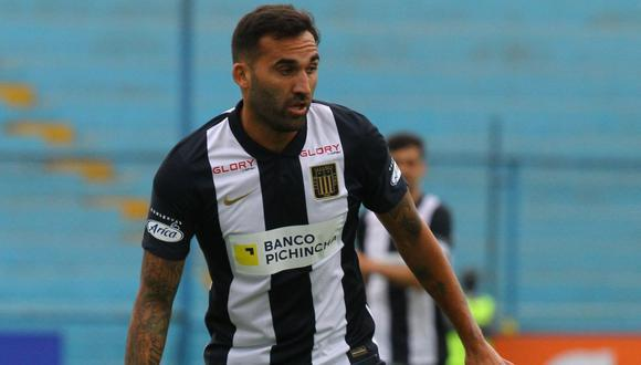 Pablo Míguez volvió a Alianza Lima en 2021. (Foto: Liga 1)