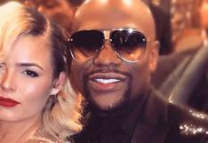 Nació el amor: Floyd Mayweather le propuso matrimonio a bailarina que conoció en su club de strippers