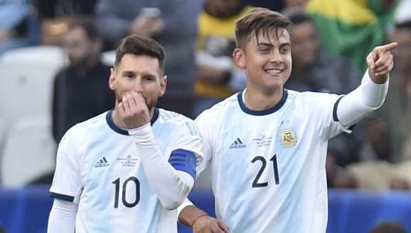 Cambio de horario en el partido entre Argentina y Ecuador. (Foto: AFP)