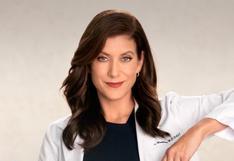 """""""Grey's Anatomy"""": Addison regresa al programa y se muestra vulnerable sobre la partida de Dereck"""