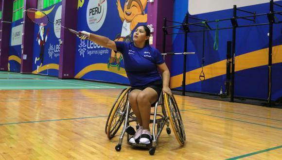 """Pilar Jáuregui: """"Estoy emocionada por participar en estos Juegos y ser una de las mejores de América Latina"""". (Legado Lima 2019)"""