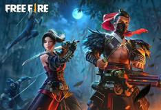 Free Fire comparte los códigos de canje secretos del 6 de marzo