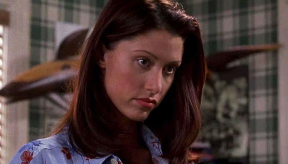 """Nadia fue la estudiante de intercambio que alborotó a todos en el colegio en la película """"American Pie"""" (Foto: Universal Pictures)"""