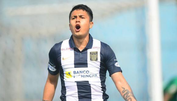 Frente a Melgar, Jairo Concha marcó su cuarto gol en la temporada. (Foto: Alianza Lima)